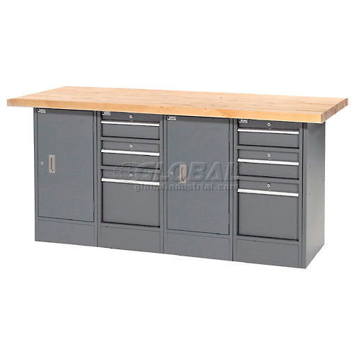 Wondrous Cabinet Work Benches Security Cabinet Workbenches Gmtry Best Dining Table And Chair Ideas Images Gmtryco
