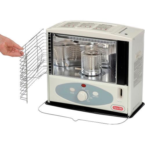 Dyna Glo Indoor Kerosene Radiant Heater Rmc 55r7 10k Btu