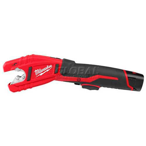 """Milwaukee 2471-21 M12 Cordless Lithium-Ion Copper Tubing Cutter Kit, 1/2"""" to 1-1/8"""" by"""