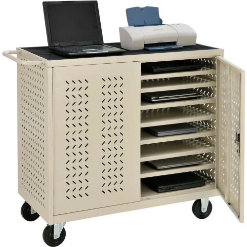 Buy Laptop & Chromebook Storage & Charging Cart for 24 Devices
