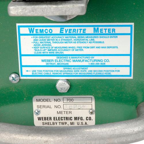 Bulk Rack | Reel Rack & Dispensers | Heavy-Duty Wire Meter