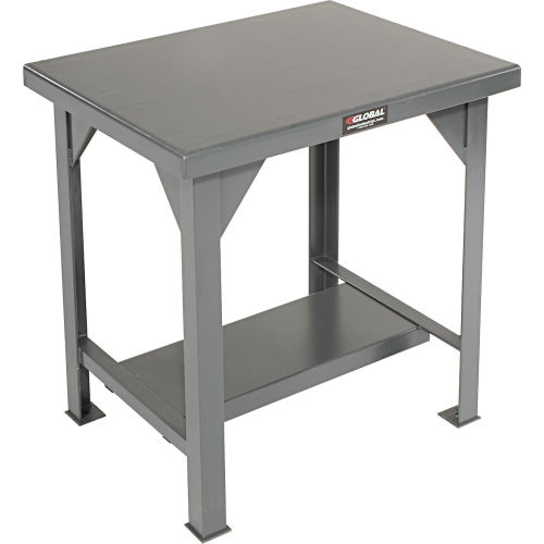 Extra Heavy Duty Work Bench | Fixed Height Workbench Under