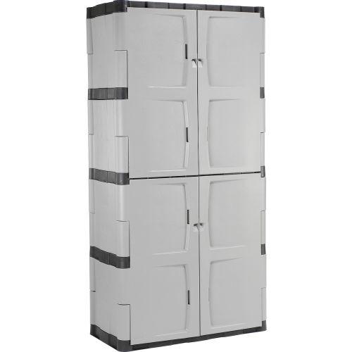 Rubbermaid 7083 Plastic Storage Cabinet