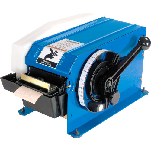 "Manual Gummed Kraft Paper Industrial Tape Dispenser for 8/10"" 4"" Width Tape  by"