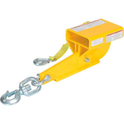 Auto Crane Swivel Hook Assy W//Latch A