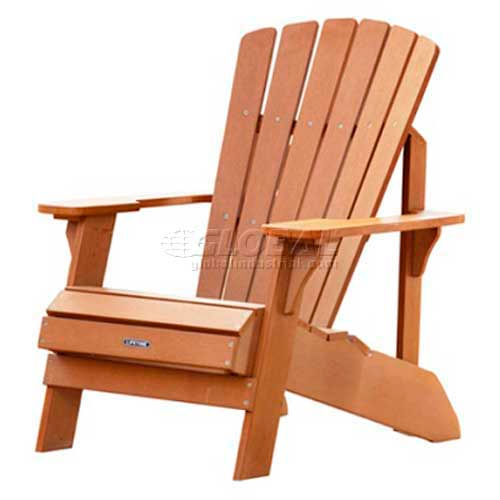 Lifetime Adirondack Chair Simulated Wood by