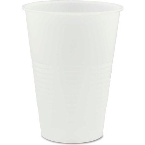 Dart Conex Plastic Cold Cups, 14 oz, Translucent, 1000/Carton by