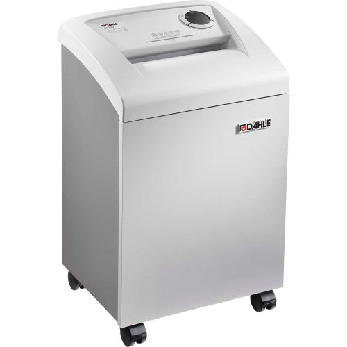 Dahle 40206 Professional Small Office Paper Shredder Strip Cut by