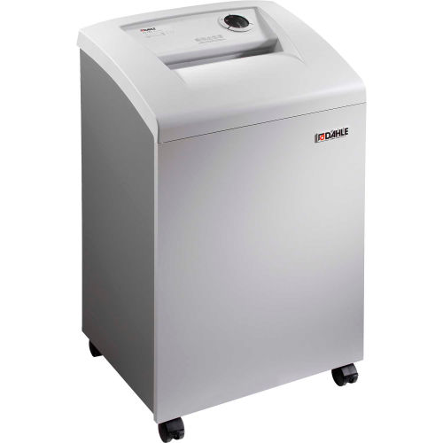 Dahle 40330 Professional Small Office Paper Shredder Extreme Cross Cut by