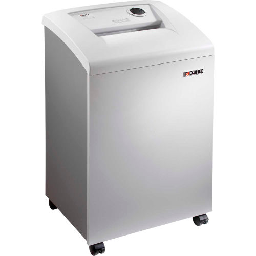 Dahle 40430 Professional Office Paper Shredder Extreme Cross Cut by