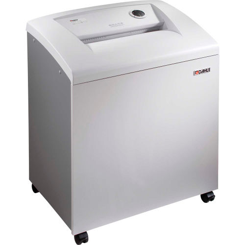 Dahle 40506 Professional Small Department Paper Shredder Strip Cut by