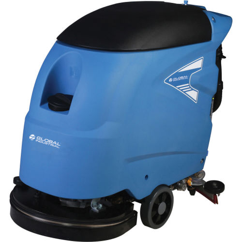 """Global Industrial Electric Auto Floor Scrubber 18"""" Cleaning Path Corded by"""