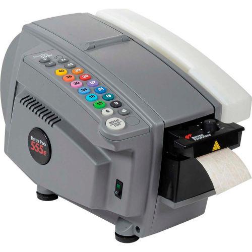 Better Packages Programmable Kraft Tape Dispenser BP555ES by
