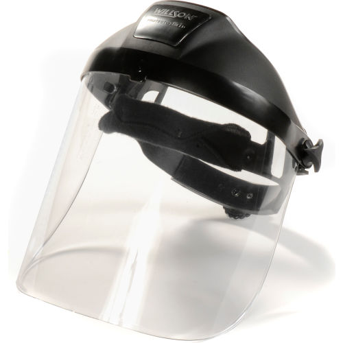 Click here to buy Ratchet Headgear With Polycarbonate Visor .