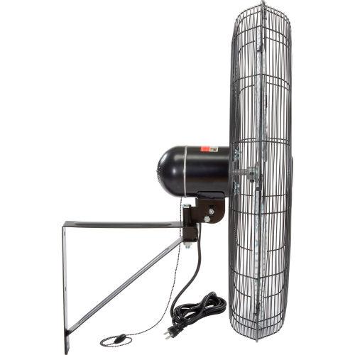"TPI cacu 30-PO 30/"" commerciale oscillante Fan Pedestal Mount 4200//3800//3500 120V"