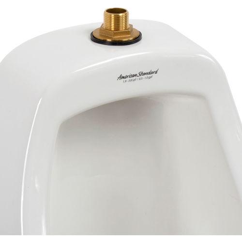 american standard urinal serial number