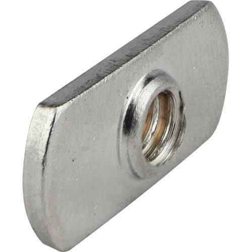 25 Pack 45 Series M6 Slide in Economy T-Nut Block 14129 80//20 Inc