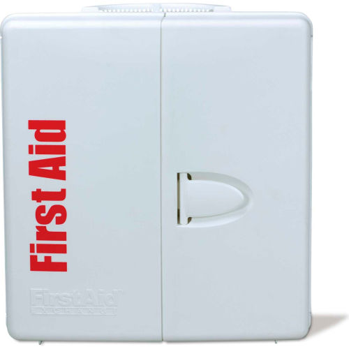 First Aid Only 90608 Large SmartCompliance Plastic Cabinet, ANSI Compliant,...
