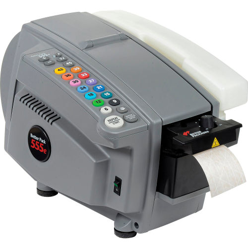 Better Packages BP555eSA Electronic Tape Dispenser with RS232-Port by