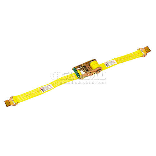 Lift-All 60501 Cargo Control Load Binder Straight Style Flat Hook 27' Long by
