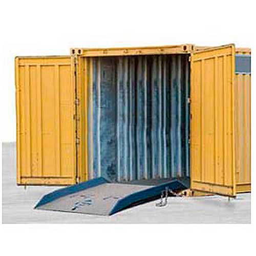 Bluff 15CR6084 Forklift Container Ramp 60 x 84 15,000 Lb. Cap. by