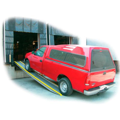 Vestil Pair of Aluminum Vehicle Ramps VTR-7-14-12 12'L 7000 Lb. Capacity by