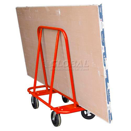 Bluff Orange Sheet Rock Drywall Dolly SRD-KIT-GO 2000 Lb. Capacity by