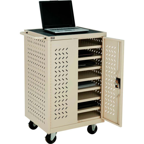 Buy Laptop & Chromebook Storage & Charging Cart for 12 Devices