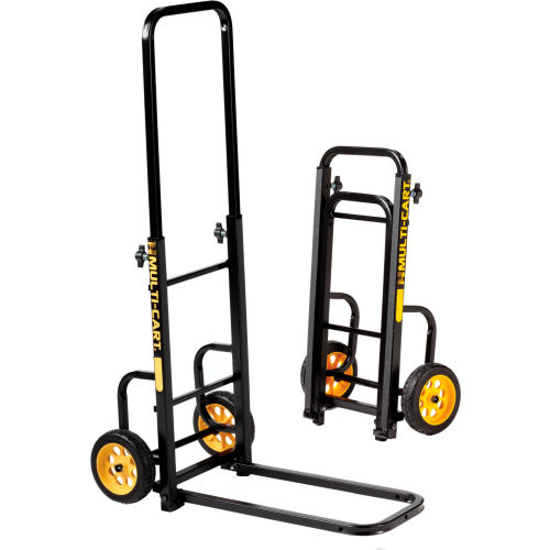 Multi Cart Mht Mini Hand Truck 200 Lb Capacity With Extended Nose 987184 Globalindustrial Com