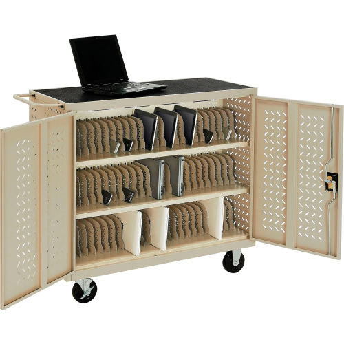 Buy iPad Storage & Charging Cart for 75 iPad Tablet Devices