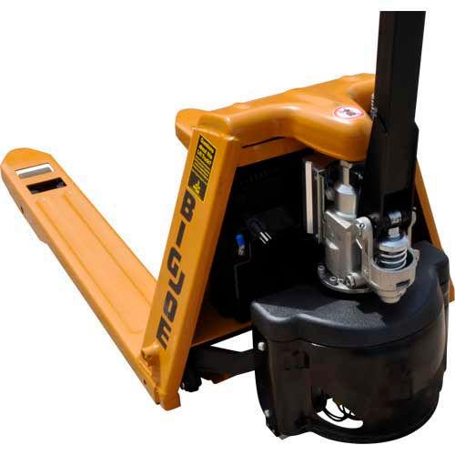 Pallet Trucks & Jacks   Pallet Trucks-Self Propelled Electric Power