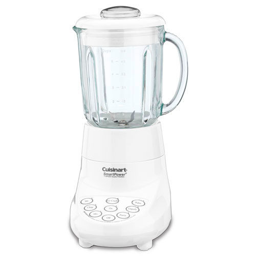 Cuisinart SmartPower 7-Speed Electronic Blender White 2/CS. Price Per Ea Package Count 2 by