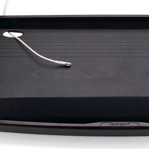 Kensington 60004 Underdesk Keyboard Drawer,w//Mouse Tray,26-Inch x13-1//2-Inch,Black