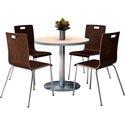 Enjoyable Tables Restaurant Breakroom Tables Kfi 36Quot Round Unemploymentrelief Wooden Chair Designs For Living Room Unemploymentrelieforg