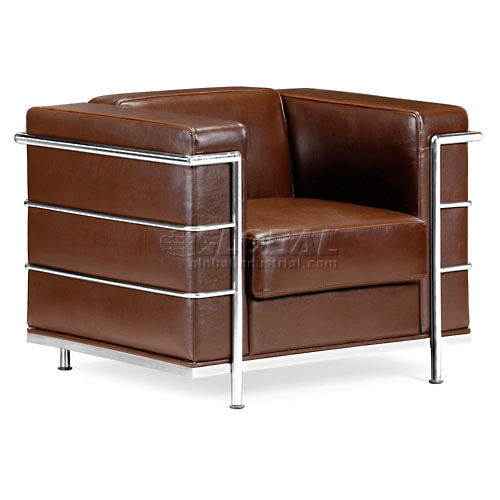 Fortress Armchair, Espresso by