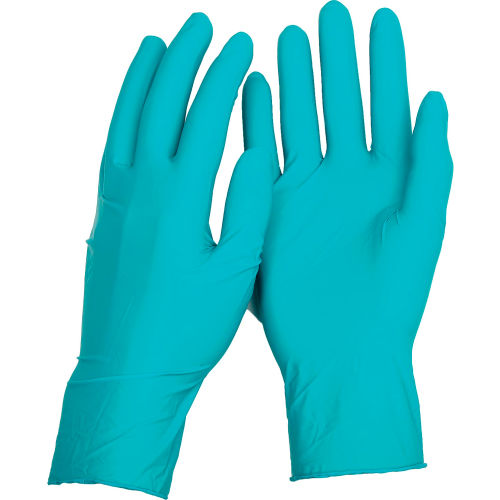 Touch N Tuff Disposable Gloves, ANSELL 92-600-M, 100 Gloves/Box by