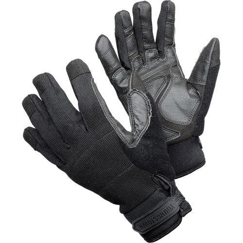 Military Work Glove Waterproof Winter Medium by