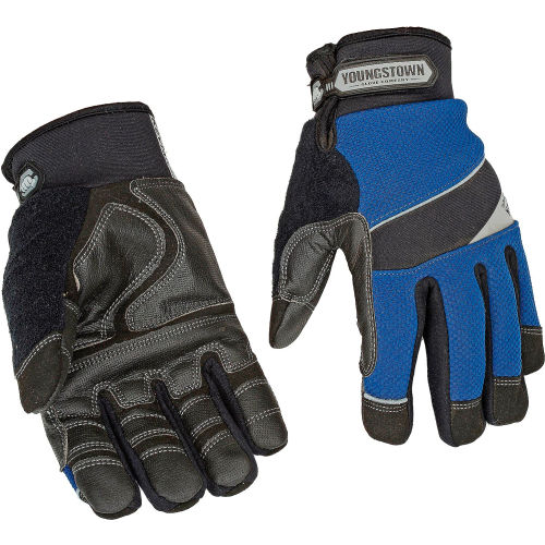 Click here to buy Waterproof Work Glove -WaterProof Winter w/ KEVLAR Small.