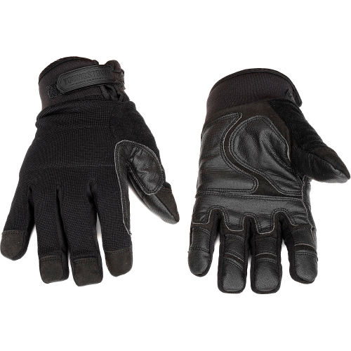 Military Work Glove Waterproof Winter Large by