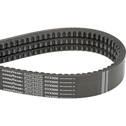 "5//8/"" X 47/"" 5VX470 Industrial V belt Notched Cogged Raw edge 5-VX-470 5VX 470"