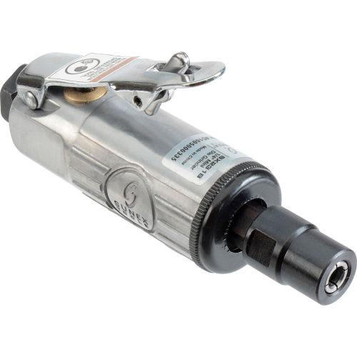 "Sunex Tools SX231B, 1/4"" Mini Air Die Grinder, 25000 RPM, 4 CFM, 1/4"" NPT Inlet by"