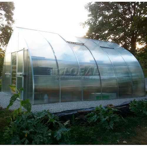 """RIGA XL Greenhouse, 19' 10""""L x 14' 2""""W x 10'H by"""