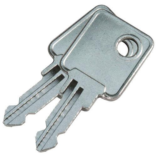 "Barska Cash Box With Keyed Lock CB11830 8"" x 6-5/16"" x 3-1/2"" Black by"