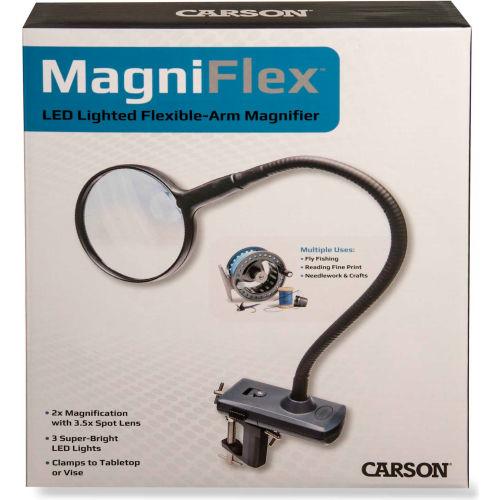 Carson CL-65 2x/3.5x MagniFlex Magnifier by