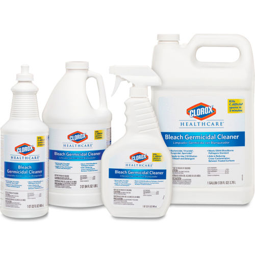 Cleaning Supplies Disinfectants & Sanitizers