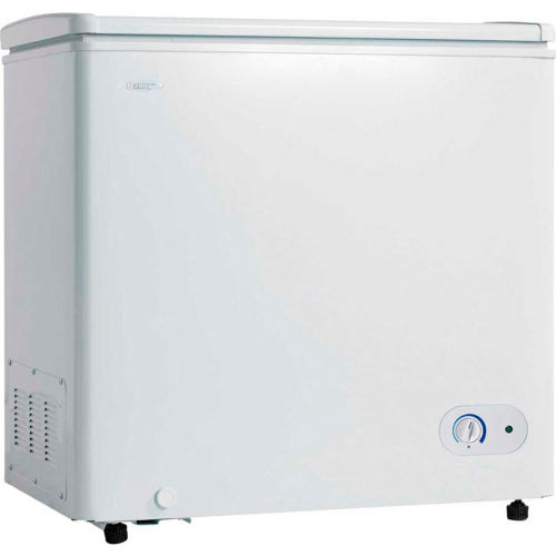 Danby DCF072A2WDB1 Chest Freezer, 7.2 Cu. Ft., White by