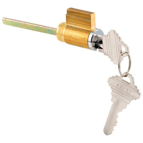 Prime-Line Sliding Door Cylinder Lock, 5 Pin Tumbler, Schlage Keyway, E 2103 by