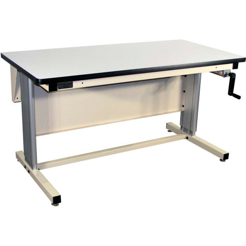 Fabulous Work Bench Systems Adjustable Height 72 X 30 Anti Static Caraccident5 Cool Chair Designs And Ideas Caraccident5Info