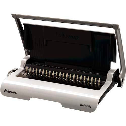 Fellowes Star+ 150 Manual Comb Binding Machine by