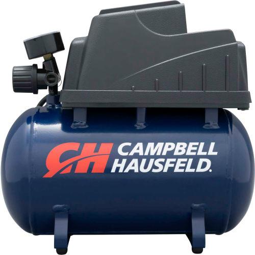Campbell Hausfeld FP2090000AV, 0.33 HP, Hand Carry, 2 Gallon, Hot Dog, 110 PSI,0.36... by
